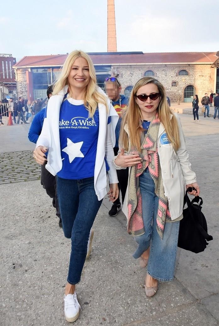 Φαίη Σκορδά: Ο Λιάγκας παίρνει τα παιδιά! Αποκλειστικό ρεπορτάζ...