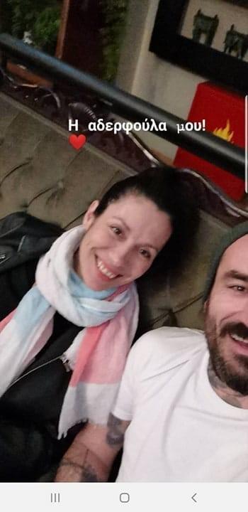 Γιώργος Μαυρίδης: Μας έδειξε για πρώτη φορά την αδερφή του!