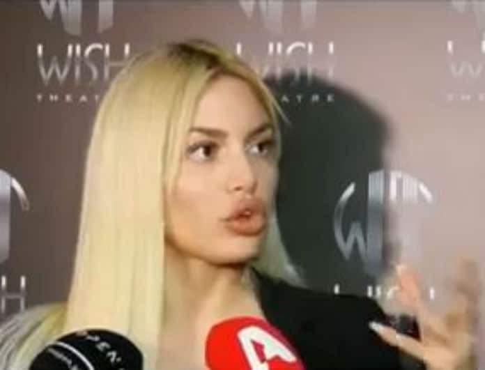 Αλεξάνδρα Παναγιώταρου: Αυτή είναι η αλήθεια για την εγκυμοσύνη της! (Βίντεο)