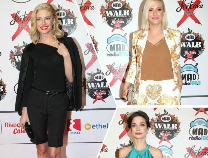 MadWalk 2019: Ποια celebrity πήγε με την κουβέρτα της και ποια πήρε το απόλυτο δεκάρι;
