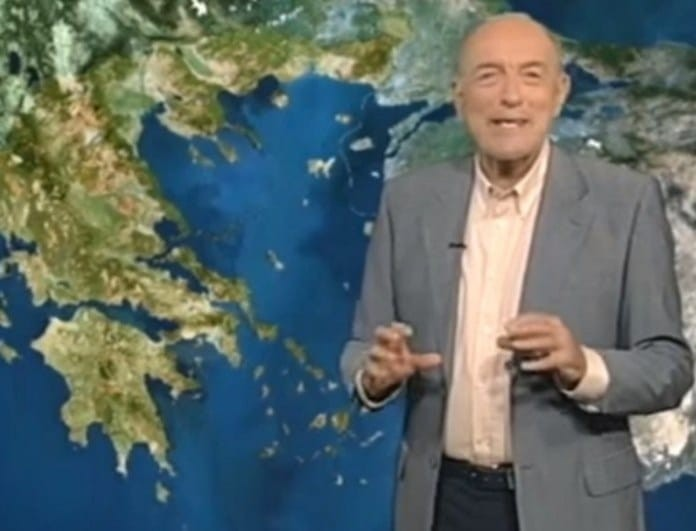 Καιρός Πάσχα: Ο Τάσος Αρνιακός μας αποκαλύπτει πως θα σουβλίσουμε! Με ήλιο, βροχή ή κρύο;