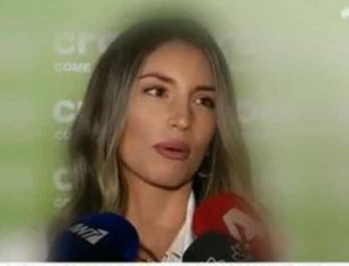 Αθηνά Οικονομάκου: Οι πρώτες δηλώσεις για το δεύτερο παιδάκι της! (Βίντεο)