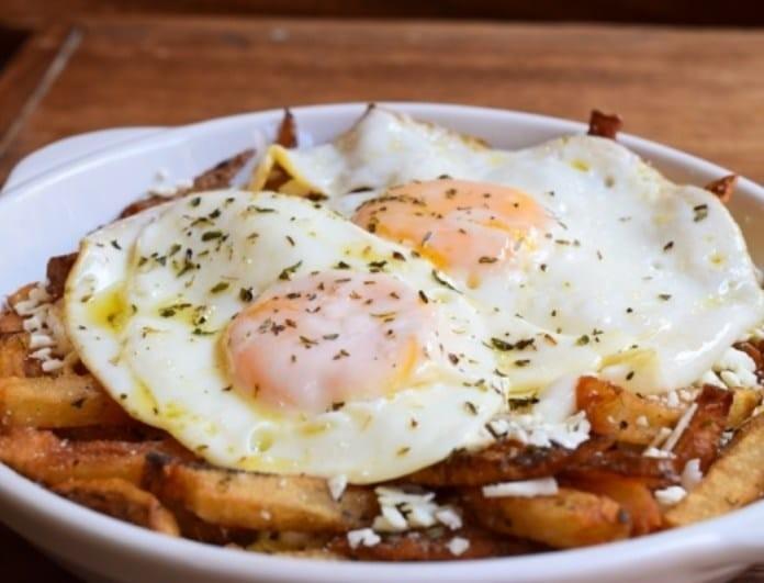 Οι 3 συνταγές με αυγά που πρέπει να δοκιμάσετε!