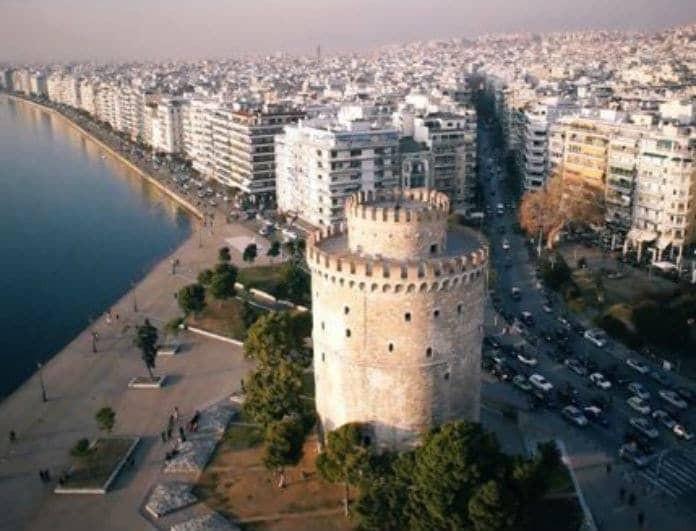 Σοκ στην Θεσσαλονίκη! Άρπαξε το δίχρονο παιδί του από τα χέρια της συζύγου και εξαφανίστηκε!