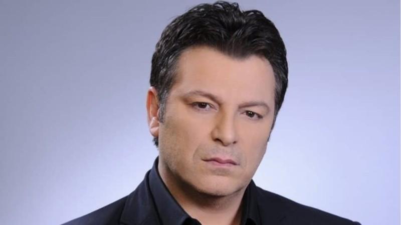 Ο τραγουδιστής Γιώργος Δασκουλίδης