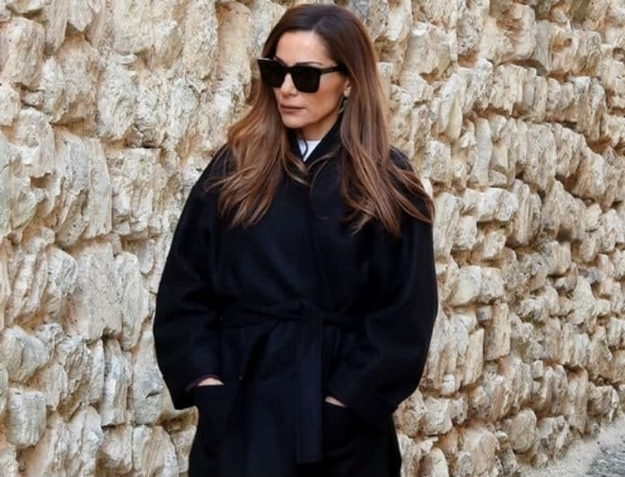 Δέσποινα Βανδή: Σταθερή η κατάσταση της τραγουδίστριας!