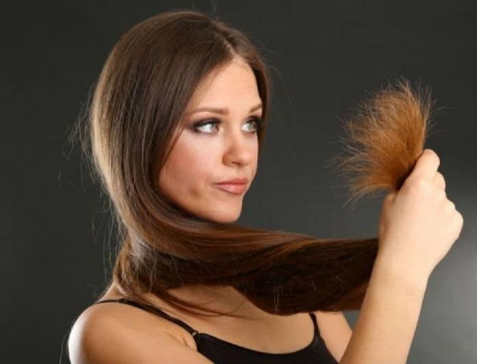 Αποτελεσματικά tips που θα περιορίσουν την ψαλίδα στα μαλλιά σου!