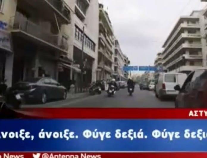 Συγκλονιστικό βίντεο: Η προσπάθεια της ΕΛΑΣ να οδηγήσει ένα 11χρονο αγοράκι στο νοσοκομείο!