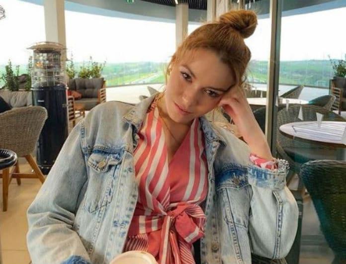 Εβελίνα Σκίτσκο: Αυτός είναι ο κούκλος ποδοσφαιριστής σύντροφός της!