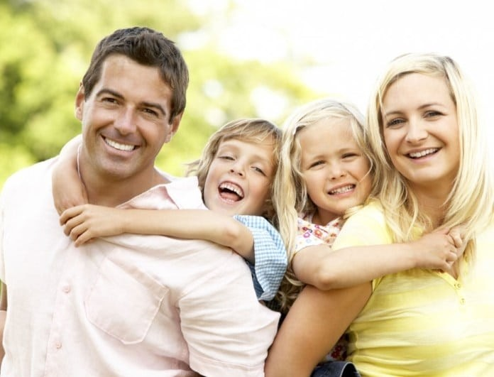 Το μυστικό για μία ευτυχισμένη οικογένεια!