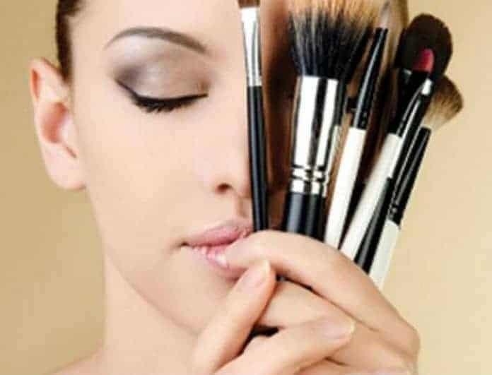 8+1 μυστικά μακιγιάζ από top make up artists!