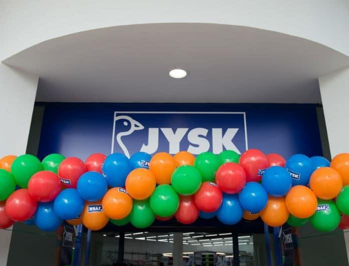 Η JYSK ανοίγει νέο κατάστημα στα Χανιά!
