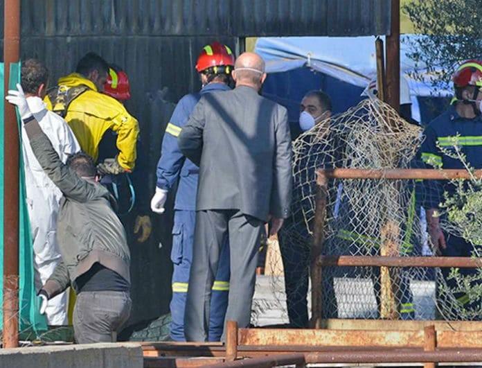 Κύπρος: Νέο θρίλερ! Βρέθηκαν κι άλλα πτώματα στο πηγάδι του μεταλλείου!