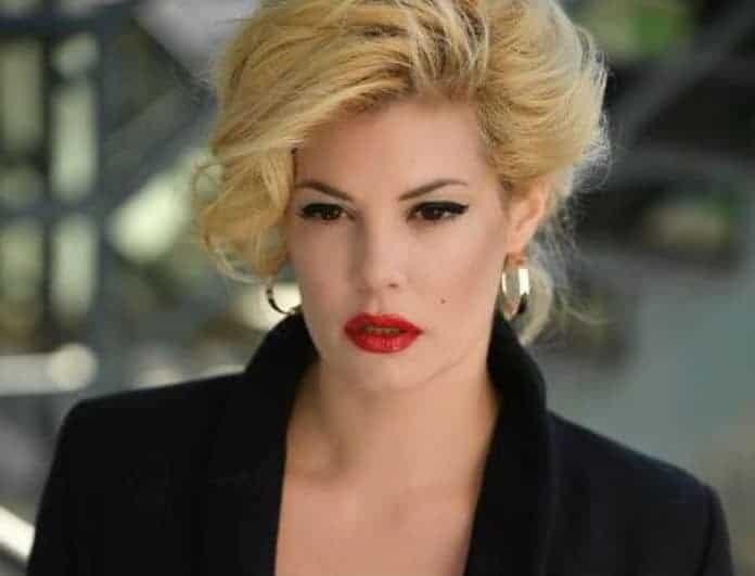 Μαρία Κορινθίου: Ξεχάστε την ξανθιά! Το νέο λουκ της ηθοποιού...