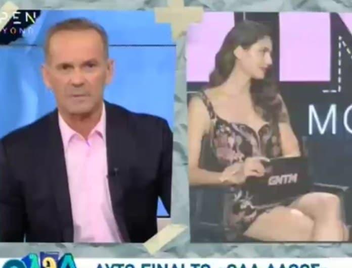 Πέτρος Κωστόπουλος: Τα έχωσε άγρια στην Ηλιάνα Παπαγεωργίου! «Κανείς δεν την ήξερε! Την έχει δει πολύ...» (βίντεο)