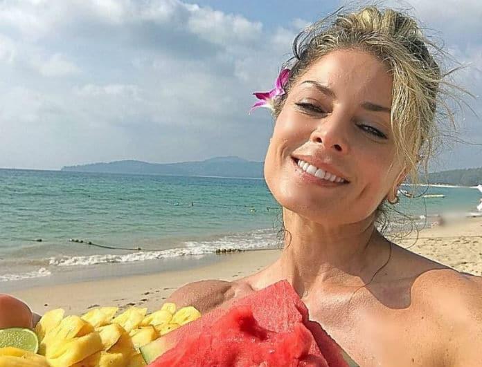 Κατερίνα Λάσπα: Το μαγευτικό ταξίδι με το σύντροφό της! Οι εξωτικές φωτογραφίες!