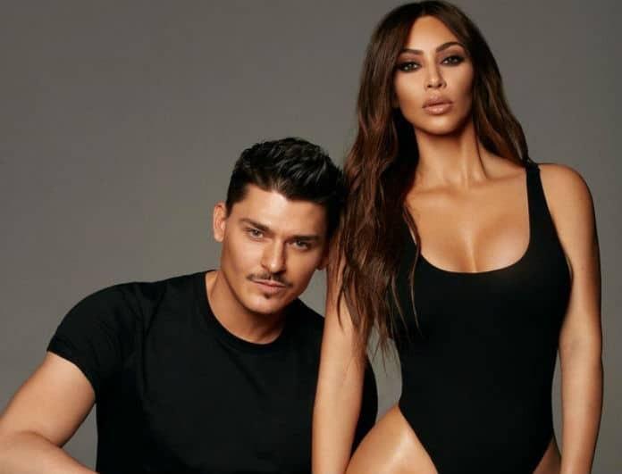 3 κανόνες μακιγιάζ από τον makeup artist της Kim Kardashian!