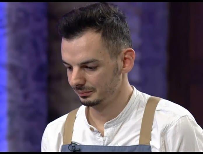 Μaster Chef: Έριξε «βόμβες» ο Χαράλμπος μετά την αποχώρηση! Άδειασε την παραγωγή και τους συμπαίκτες του!