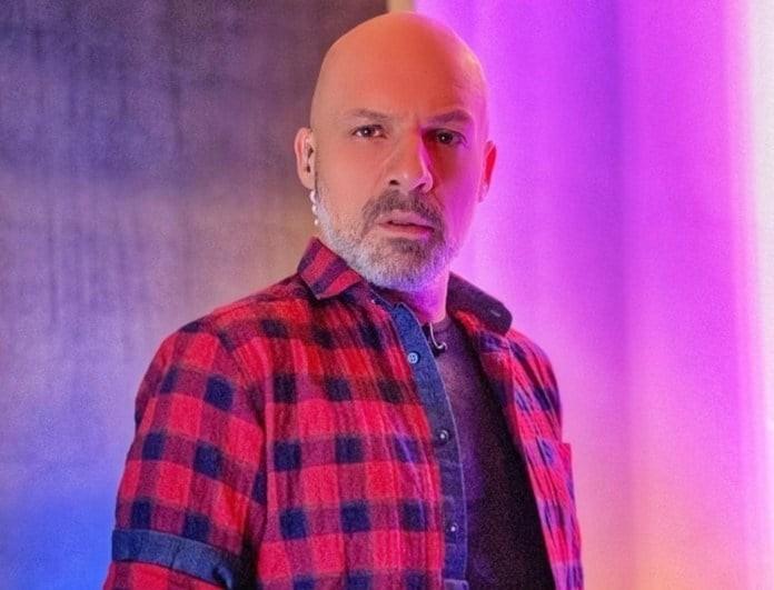 Νίκος Μουτσινάς: Είναι ένας άλλος! Η μεγάλη αλλαγή στο πρόσωπό του!