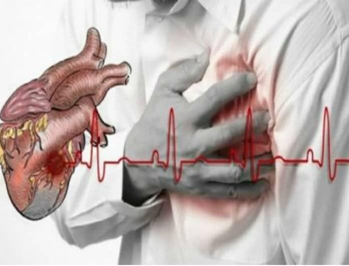 Προσοχή: Το νερό παίζει σημαντικό ρόλο στην καρδιακή προσβολή!