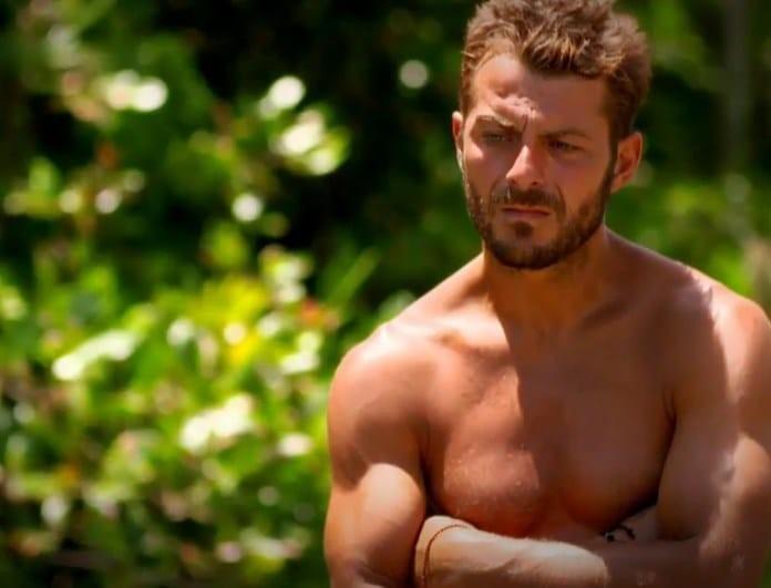 Γιώργος Αγγελόπουλος: Η... επιστροφή του στο Survivor!