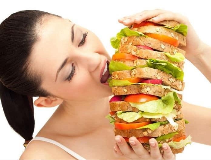 Με αυτές τις 6 συμβουλές μαθαίνεις να ελέγχεις την πείνα σου!