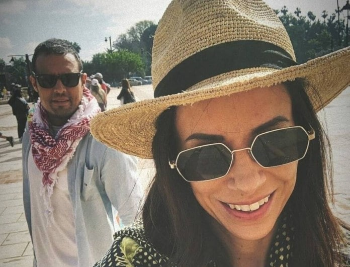 Σάββας Πούμπουρας: Χλιδάτες διακοπές στο Μαρόκο με τη σύζυγό του!