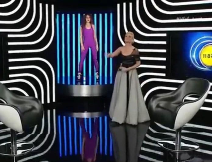 YFSF: Θα κλάψετε με την Κατερίνα Στικούδη ως «Modern Talking» - Πήγε να χτυπήσει τον Γεωργούλη! (βίντεο)