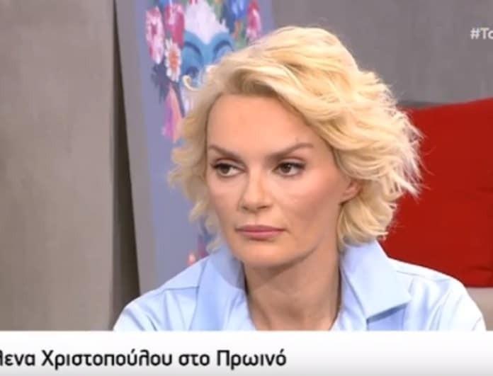 Έλενα Χριστοπούλου: Αποκάλυψη «βόμβα» για το διαζύγιό της με τον Πάνο Καλλίτση - «Πάλεψα πολύ για το...»