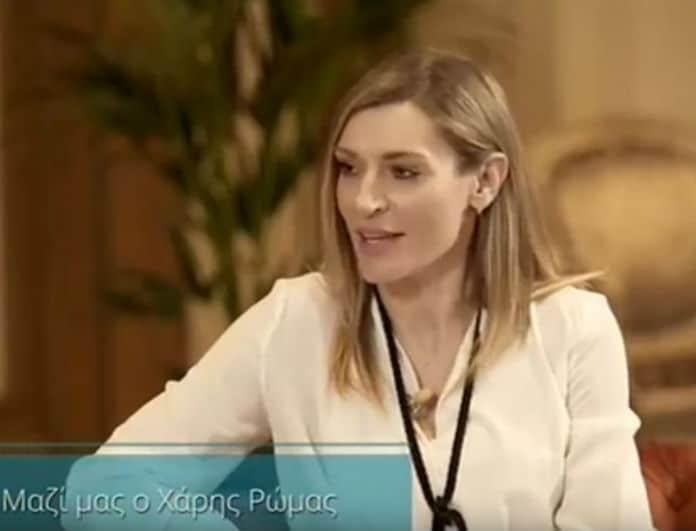 Ζέτα Δούκα: Έκανε πρεμιέρα στον ΑΝΤ1! Η έναρξη και η άβολη ερώτηση στον Χάρη Ρώμα (Βίντεο)