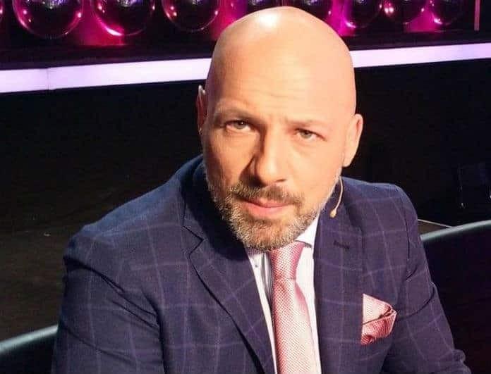 Νίκος Μουτσινάς: Αυτή είναι η επίσημη σχέση του παρουσιαστή! Φωτογραφία ντοκουμέντο....