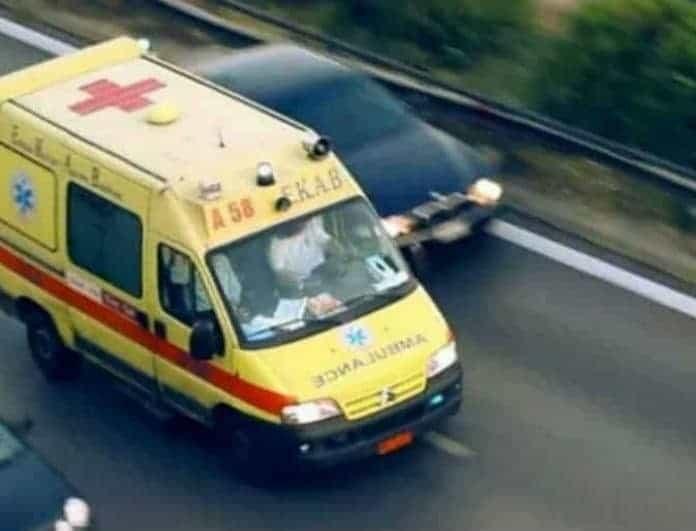 Τροχαίο δυστύχημα στην Θεσσαλονίκη! Ένας νεκρός!
