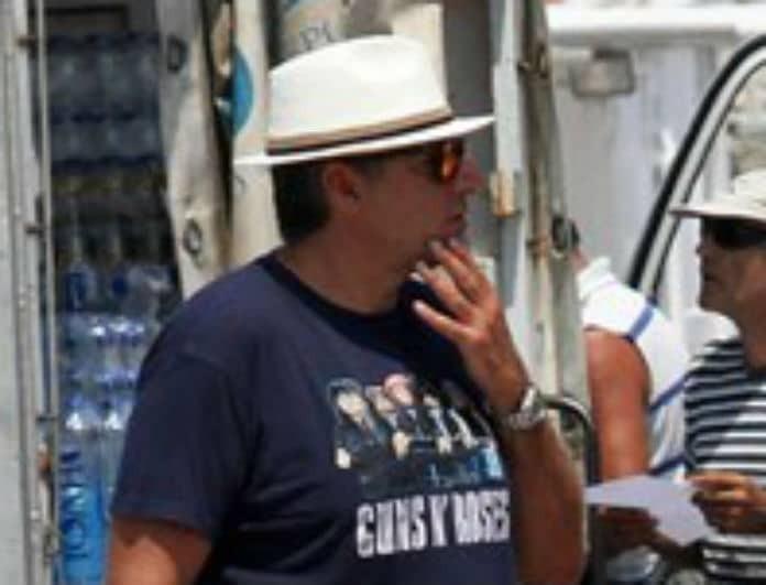 Γιώργος Λιάγκας: Δεν είναι μόνος στην Πάρο! Η νέα γυναίκα στη ζωή του!