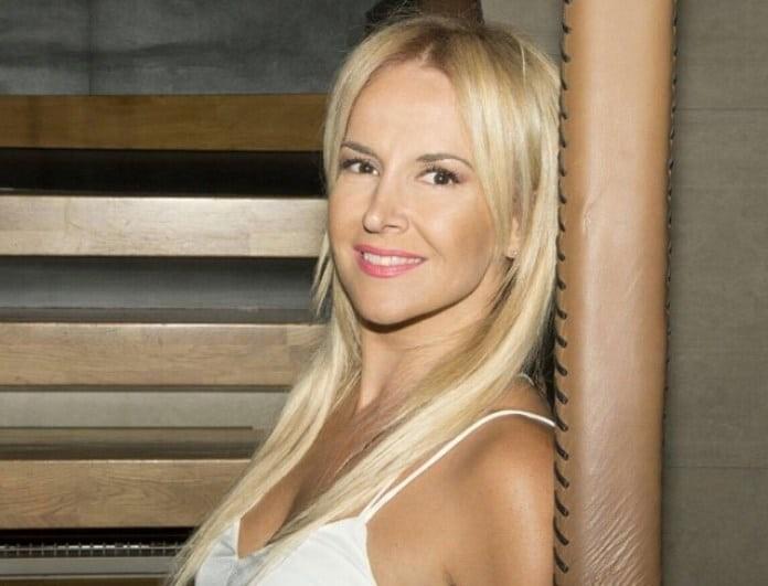 c70895850f6 Μαρία Ανδρούτσου: Έβαλε μπικίνι και μας έδειξε το απίστευτο σώμα της ...