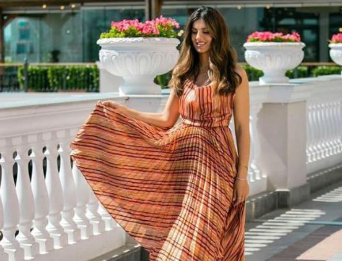 Σταματίνα Τσιμτσιλή: Η αποκάλυψη για την συνάντηση με ξανθιά Ελληνίδα παρουσιάστρια!