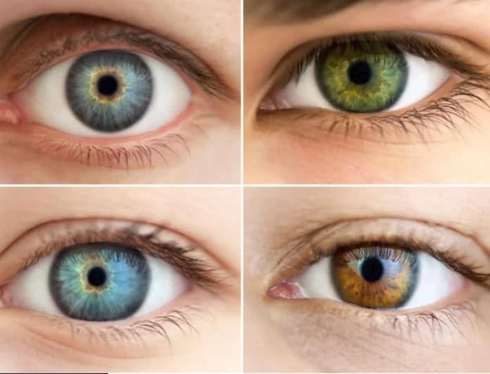 Έρευνα: Το χρώμα των ματιών μαρτυρά στοιχεία του χαρακτήρα!