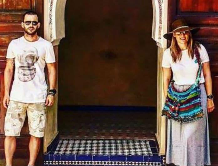 Ελεονώρα Μελέτη - Θοδωρής Μαροσούλης: Ταξίδι στο Μαρόκο για το ζευγάρι! Οι μαγευτικές φωτογραφίες!