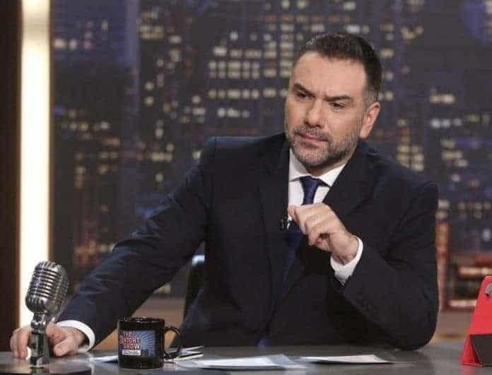 Γρηγόρης Αρναούτογλου: Απόψε στο The 2night show έρχεται ένα όνομα - βόμβα!