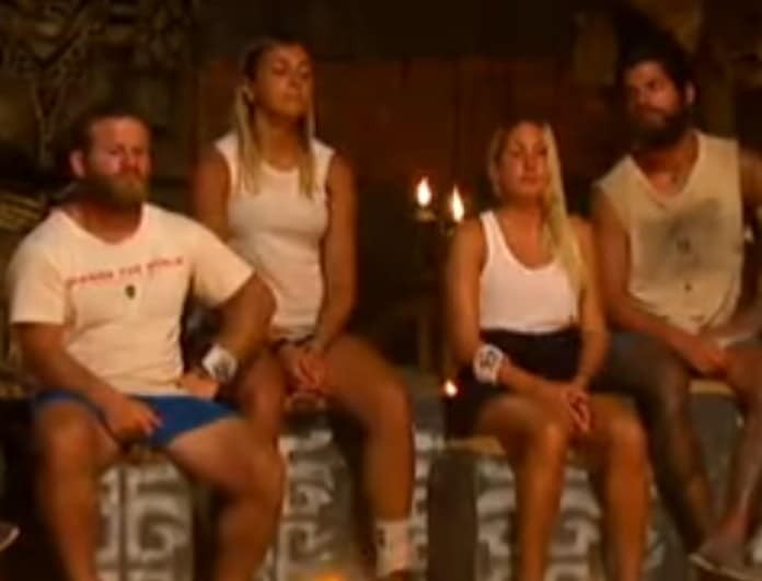 Survivor: Επιβεβαίωση του Youweekly.gr! Η παίκτρια που αποχώρησε! (Βίντεο)