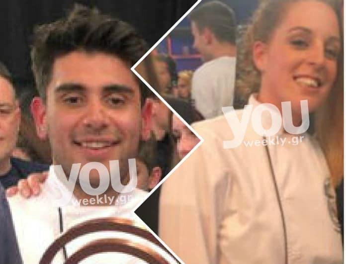 Master Chef Tελικός: Μανώλης και Σπυριδούλα αποκλειστικά στο Youweekly.gr! Τα λόγια μετά το φινάλε...