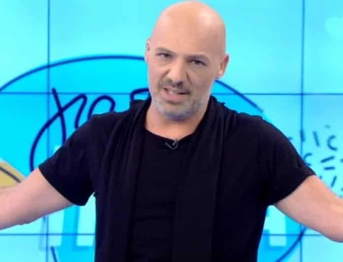 Νίκος Μουτσινάς: Τι συμβαίνει με την απόδοση του παρουσιαστή στο Open tv;