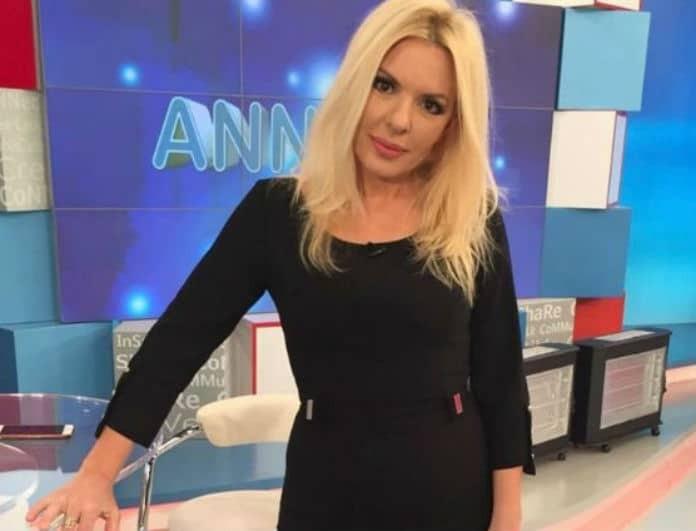 Αννίτα Πάνια: Με αυτή την δίαιτα κατάφερε να χάσει 8 κιλά μέσα σε ένα μήνα!