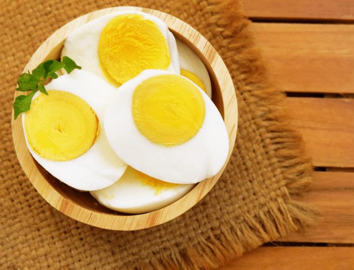 Δίαιτα express με βραστά αβγά: Πως θα χάσετε 10 κιλά σε χρόνο ντετέ!