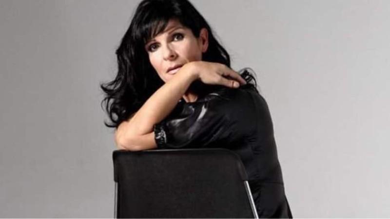 H Ελληνίδα τραγουδίστρια Σοφία Βόσσου