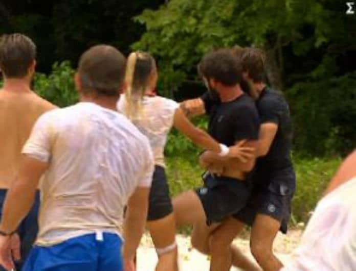 Survivor Ελλάδα Τουρκία: Εκτός εαυτού ο Ατακάν ήθελε να χτυπήσει τον Χικμέτ! Έγινε έξαλλος ο Ατζούν! (Βίντεο)