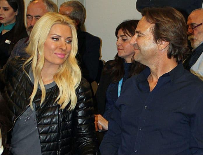Ελένη Μενεγάκη - Ματέο Παντζόπουλος: Το επτασφράγιστο μυστικό του ζευγαριού! Η κίνηση ανθρωπιάς που δεν έμαθε κανείς...