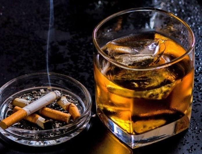 Ανατρεπτική έρευνα: Το κάπνισμα και το αλκοόλ φέρνουν... μακροζωία!