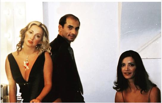 Κατερίνα Λέχου - Αλέκος Συσσοβότης: Η άγνωστη φωτογραφία από το 2003!