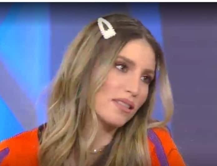 Aθηνά Οικονομάκου: Έριξε άκυρο on air στον Νίκο Μουτσινά! (Βίντεο)