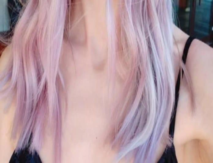 GNTM: Πρώην παίκτρια μας τρέλανε! Έβαψε τα μαλλιά της ροζ!